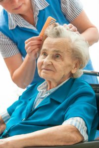 Senior Care in Skokie IL: Why Seniors Resist Washing Their Hair