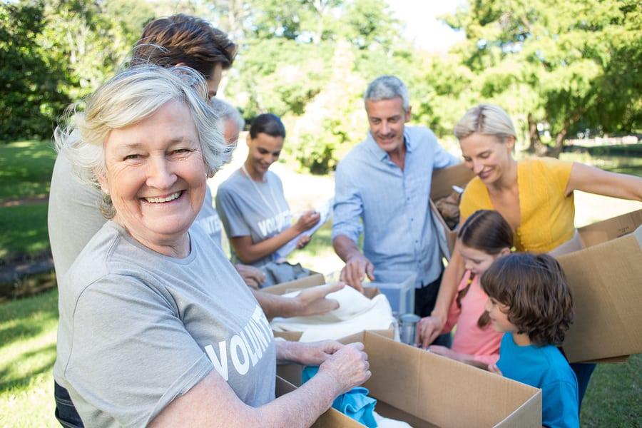 Home Care in Wilmette IL: Benefits of Volunteering