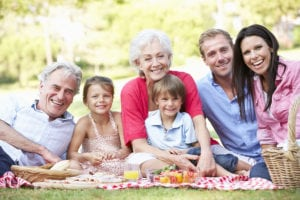 Caregiver in Highland Park IL: National Picnic Month
