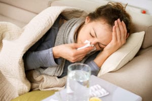 Home Care in Des Plaines IL: How Common is the Common Cold?