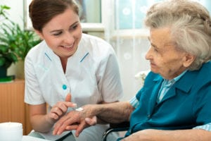 Home Care in Lake Forest IL: Ways to Keep Senior Skin Healthy