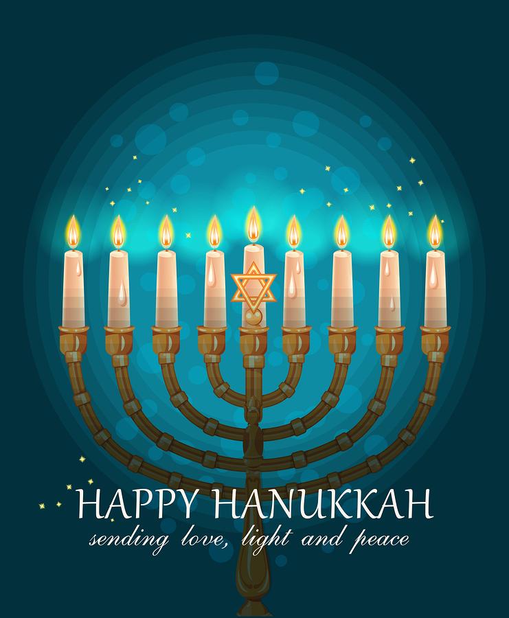 """HANNUKAH, """"THE FESTIVAL OF LIGHTS"""""""