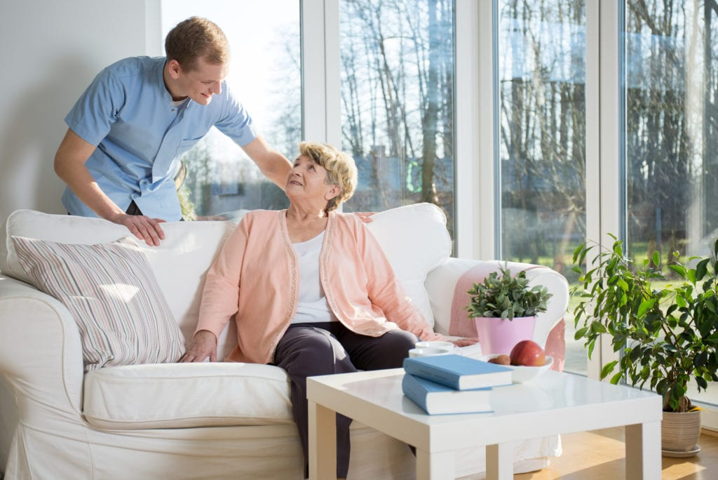 Senior Care Glenview IL: Five Ways to Help Your Senior Cope with Chronic Pain