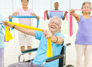 Senior Care in Glenview, IL: Resistance Exercises for Seniors
