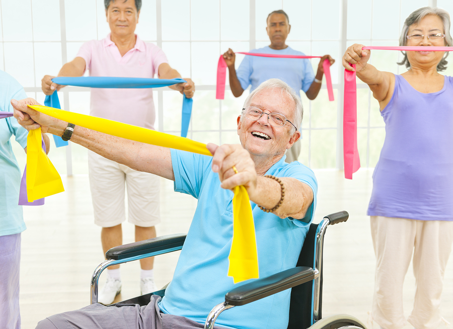 Senior Care in Glenview, IL: Resistance Exercises for Seniors