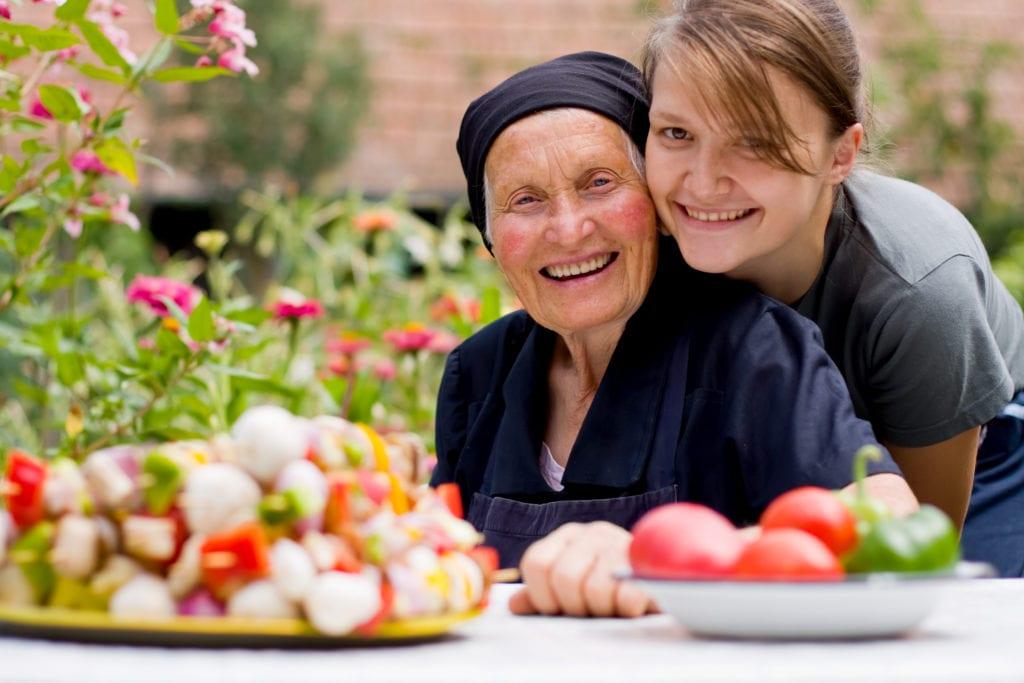 Home Care Buffalo Grove IL Seniors and Gardening
